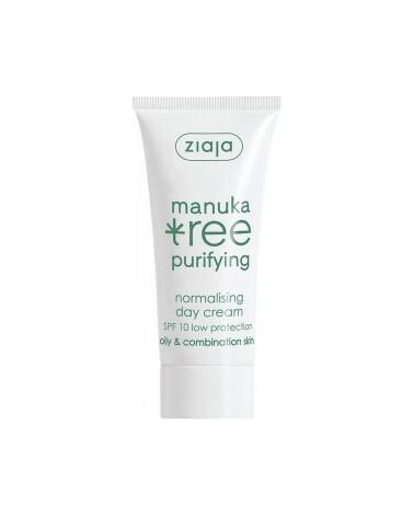 Crema de día normalizante de ManukaSPF 10