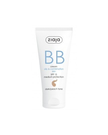 BB cream pieles grasas y mixtas SPF15 Tono Oscuro
