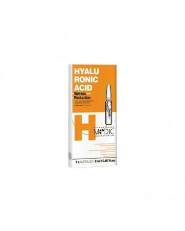 Tratamiento reductor de ácido hialurónico