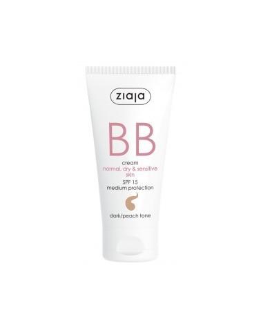 BB cream pieles normales, secas y sensibles SPF15 Tono Oscuro