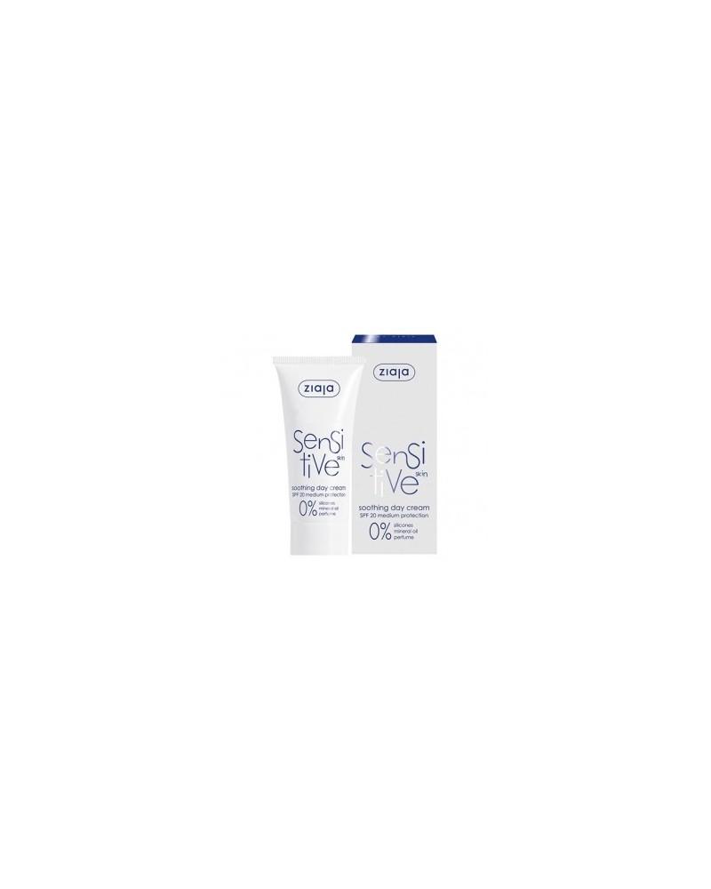 Sensitive Crema calmante de día para pieles sensibles