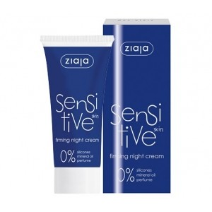 Sensitive Crema reafirmante de noche para pieles sensibles