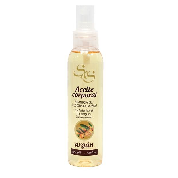 Aceite corporal Argan 125 ml