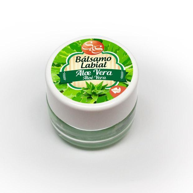 Bálsamo labial con manteca de Karite, aceite de aguacate y vitamina C